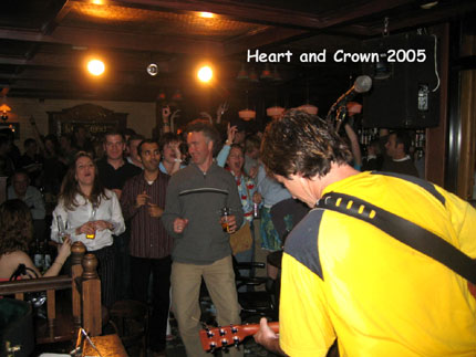Heart and Crown in Ottawa ON